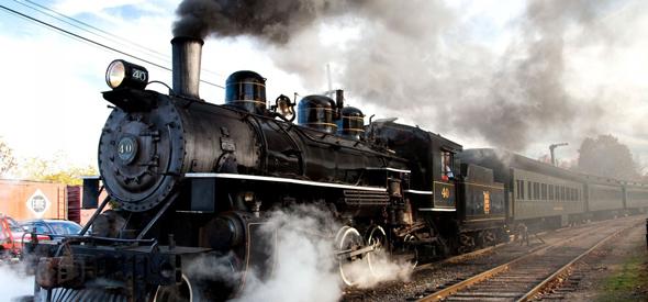 trenul fara nas